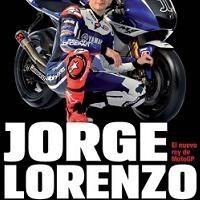 Moto GP - Yamaha: Jorge Lorenzo est le nouveau Roi, c'est même écrit sur un livre !