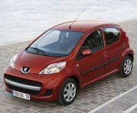 Un restylage pour la Peugeot 107 !