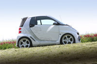 Smart Fortwo Widebody by Königseder : petite grosse
