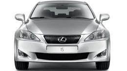 Lexus IS restylé, IS 250 C et Concept LF-Xh à Paris