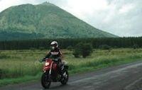 L'Auvergne, terre de motards: une nouvelle boucle en ligne