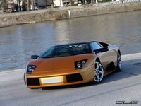 Photo du jour : Lamborghini Murcielago Roadster