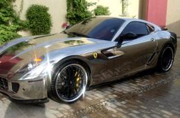 Ferrari 599 GTB Fiorano : reflexion faite ...