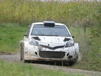 La future Toyota Yaris WRC encore en test