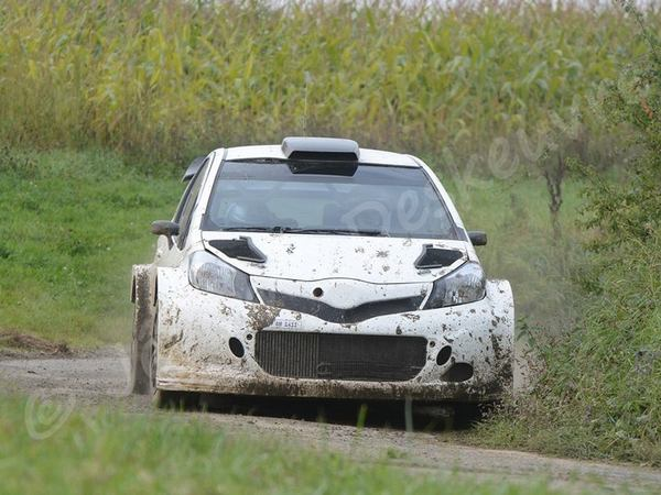 La future Toyota Yaris WRC encore en test