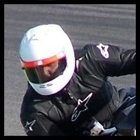 Schumi fait de la moto : photo exclusive dans le Blog moto
