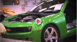 [Vidéo] Chevrolet au SEMA Show : bref aperçu à base de Corvette et de Camaro