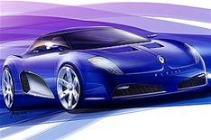 Renault Alpine : retour en 2011