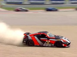 Vidéo : quand à 250 km/h, tu n'as plus de freins ...