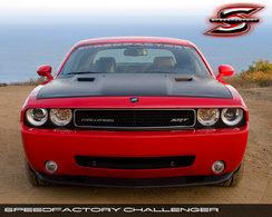 SEMA Show - 700 chevaux pour la Dodge Challenger 440 par Speedfactory