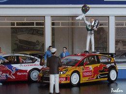 1/43ème - CITROËN C4 WRC