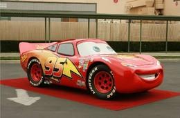 Les héroïnes de Cars de Disney au Mondial