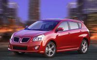 """La Vibe Pontiac 2009 élue """"meilleure nouvelle petite voiture de plus de 18 000 dollars"""""""