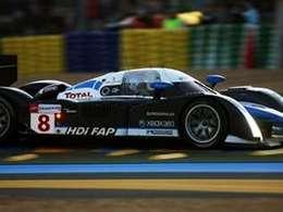 24h du Mans - grille de départ : Peugeot 908 Power !