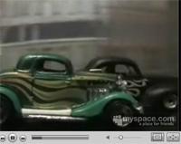 Vidéo: Street Racing en Hot Wheels