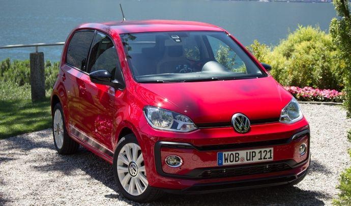 Essai video - Volkswagen Up ! restylée : make up de secours