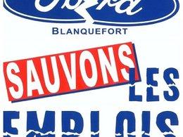 Economie: Ford ne faiblit pas à Blanquefort