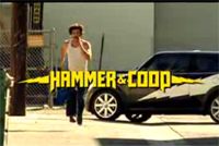 Hammer and Coop: la nouvelle Mini se fait un film