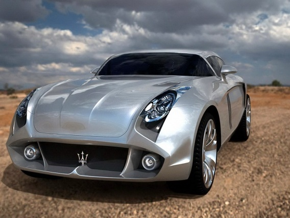Le futur SUV Maserati aura un moteur Ferrari