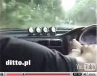 Vidéo: Remorquage contrarié