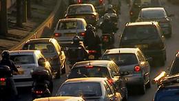 Midi Pile - Pollution : votre habitacle est envahi