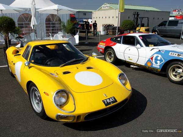 Photos du jour : Ferrari 250 LM s/n 6023 (Sport & Collection)