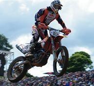 Le championnat du monde de motocross arrive en Allemagne