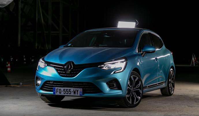 Renault Clio E-Tech hybride: top crédible - Salon de l'auto Caradisiac