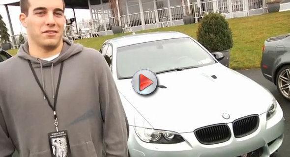 [Vidéo] Challenge Cadillac CTS-V : la BMW M3 comme plus proche rivale