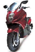 Vidéo moto : Gilera GP 800