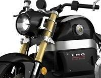 Sora, la moto électrique venue du Canada