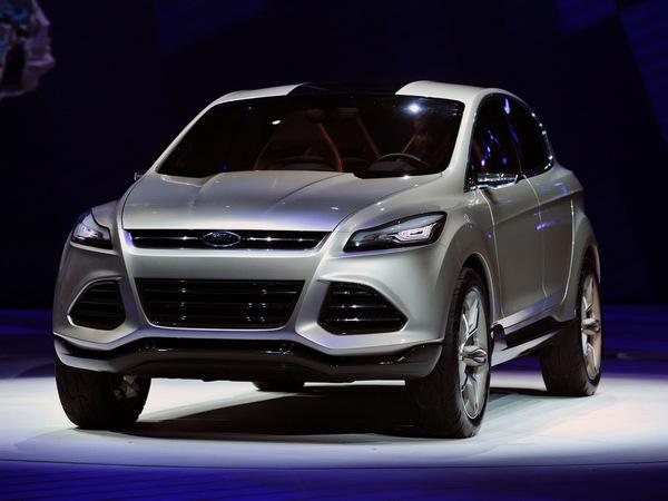 Detroit 2011 : le Ford Vertrek Concept en vidéo