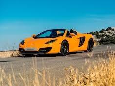 McLaren sort une édition spéciale 12C Spider et Coupé pour fêter les 50 ans de la marque