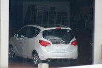 Le futur Opel Meriva ne se cache même plus