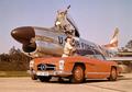 Rétromobile 2007 : Mercedes fête les 50 ans de la SL