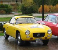 Rétromobile 2007 : Lancia fête son amour pour le cinéma