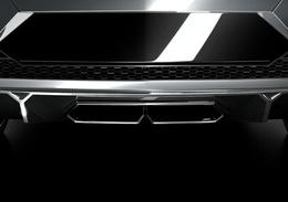 Une nouvelle Lamborghini à Paris!