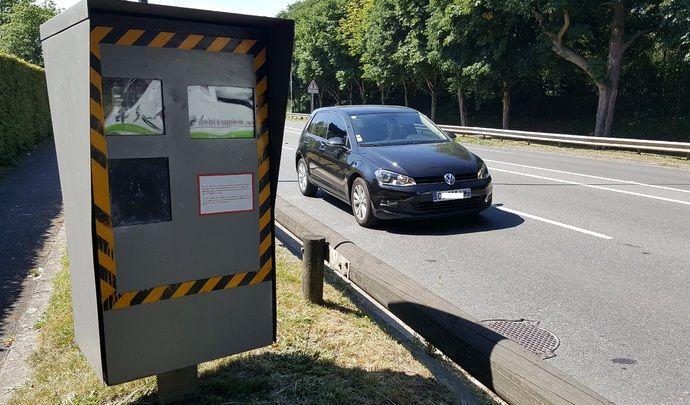 Radars: vandalisme, recettes en baisse, pour combien y en a?