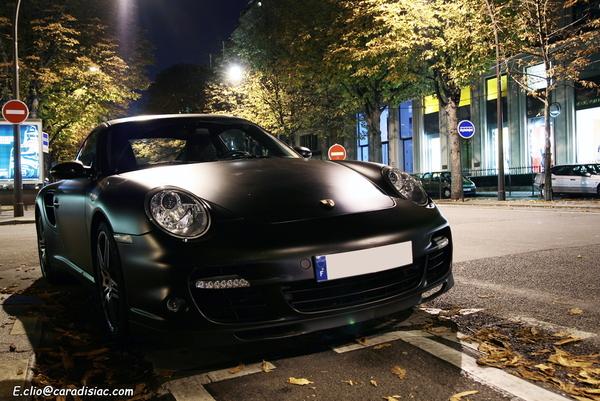 Photos du jour : Porsche 997 turbo