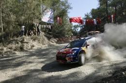 WRC Turquie Jour 1 : Ford simule, Loeb sans calculs