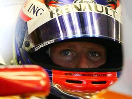 F1 : Grosjean, troisième pilote Lotus Renault