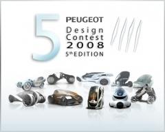 5° édition du concours de design Peugeot: voici les 10 finalistes