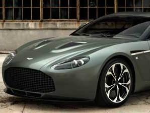 La première Aston Martin V12 Zagato au Koweït