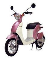 Un scooter électrique nommé Kymco Sunboy