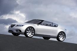 Saab 9-X Air Concept: plus de photos et des détails