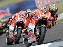 Moto GP - Test Misano: Hayden expédie les affaires courantes
