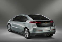 Chevrolet Volt : elle sera à Paris (photos HD + vidéos)