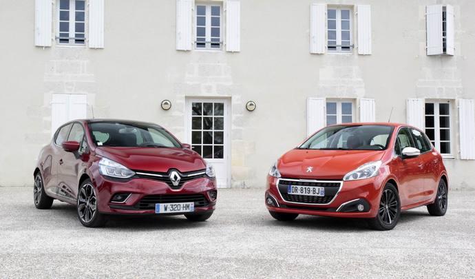 Comparatif vidéo - Renault Clio restylée vs Peugeot 208 : match retour