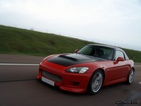 Photo du jour : Honda S2000
