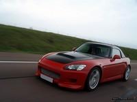 Photo du jour : Honda S2000